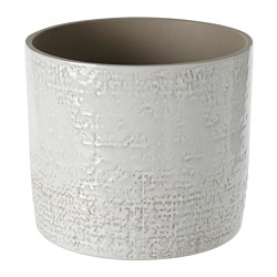 CHIAFRÖN - 花盆, 室內/戶外用 白色 | IKEA 香港及澳門 - PE804354_S3