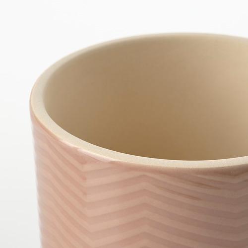 CHIAFRÖN - 花盆, 室內/戶外用 淺粉紅色 | IKEA 香港及澳門 - PE804359_S4