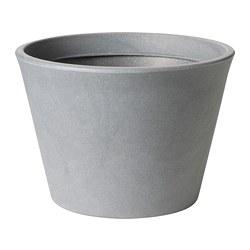CITRUSKRYDDA - 花盆, 室內/戶外用 灰色 | IKEA 香港及澳門 - PE804369_S3