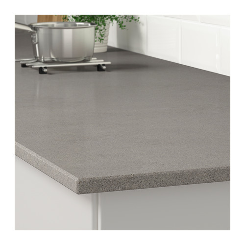 KASKER - custom made worktop, grey stone effect/quartz | IKEA Hong Kong and Macau - PE707176_S4