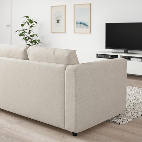 VIMLE - 2-seat sofa, Gunnared beige   IKEA Hong Kong and Macau - PE801411_S4