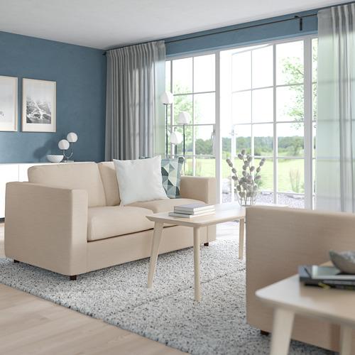VIMLE - 2-seat sofa, Gunnared beige   IKEA Hong Kong and Macau - PE801395_S4