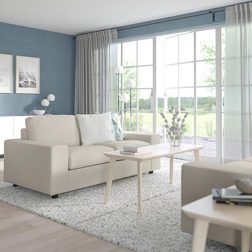 VIMLE - 兩座位梳化床, 有寬闊扶手/Gunnared 米黃色 | IKEA 香港及澳門 - PE801437_S4
