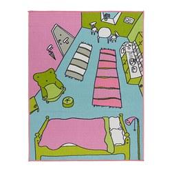 RUMMET - 短毛地氈, 彩色 | IKEA 香港及澳門 - PE310385_S3