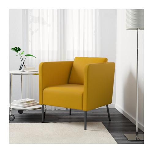EKERÖ - armchair, Skiftebo yellow | IKEA Hong Kong and Macau - PE600885_S4