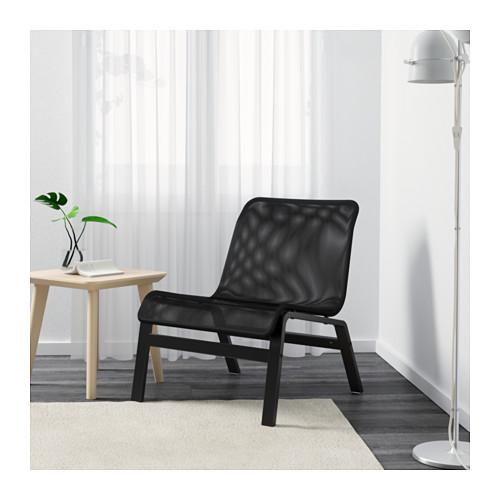 NOLMYRA - 舒適椅, 黑色/黑色 | IKEA 香港及澳門 - PE600896_S4