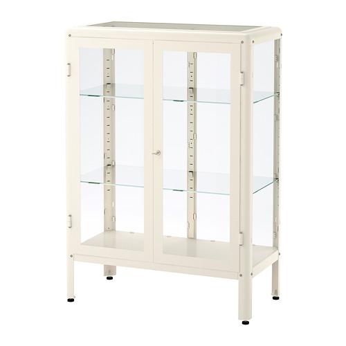 FABRIKÖR 玻璃門貯物櫃