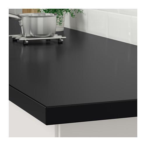 LAXNE - custom made worktop, black acrylic | IKEA Hong Kong and Macau - PE710196_S4