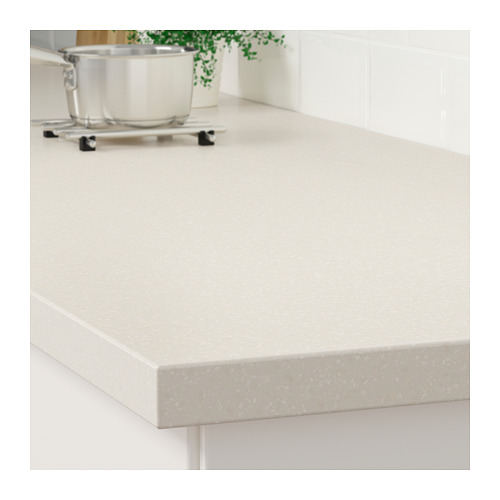 LAXNE - custom made worktop, light beige with mineral/glitter effect/acrylic | IKEA Hong Kong and Macau - PE710194_S4
