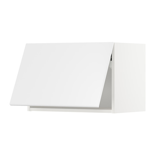METOD wall cabinet horizontal w push-open