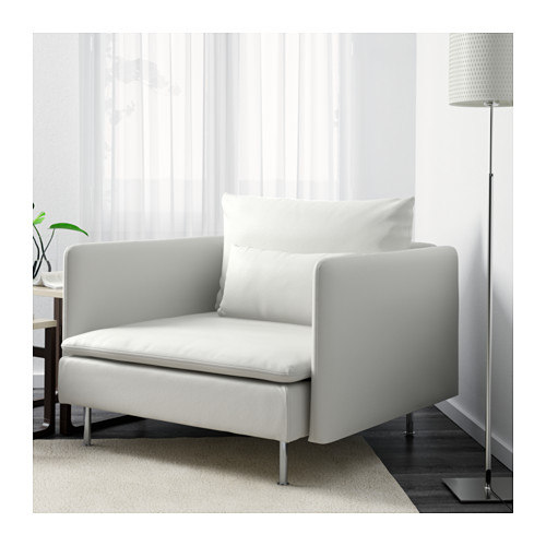SÖDERHAMN - armchair, Finnsta white | IKEA Hong Kong and Macau - PE601031_S4