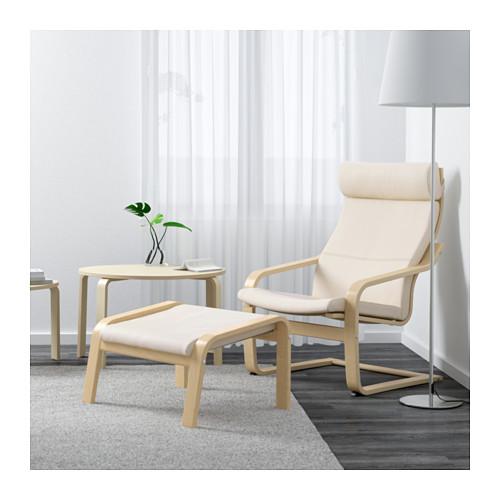 POÄNG - armchair, birch veneer/Glose eggshell | IKEA Hong Kong and Macau - PE601073_S4