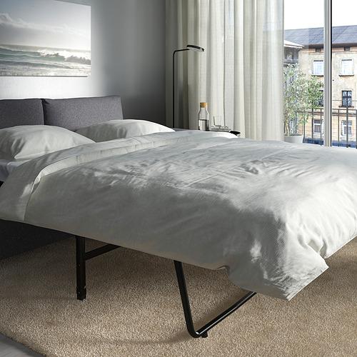 VIMLE - 三座位梳化床, 有寬闊扶手/Gunnared 暗灰色 | IKEA 香港及澳門 - PE801609_S4