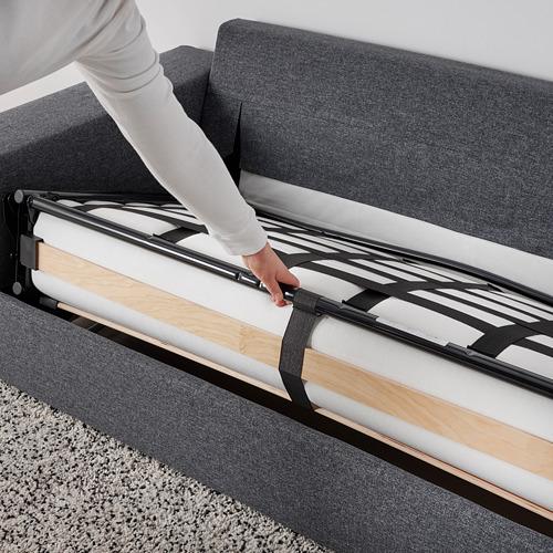 VIMLE - 兩座位梳化床, 有寬闊扶手/Gunnared 暗灰色 | IKEA 香港及澳門 - PE801610_S4