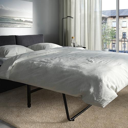 VIMLE - 三座位梳化床, 有寬闊扶手/Saxemara 藍黑色 | IKEA 香港及澳門 - PE801621_S4