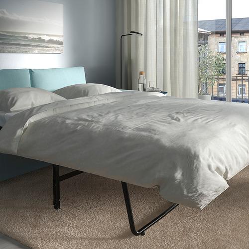 VIMLE - 三座位梳化床, 有寬闊扶手/Saxemara 淺藍色 | IKEA 香港及澳門 - PE801623_S4