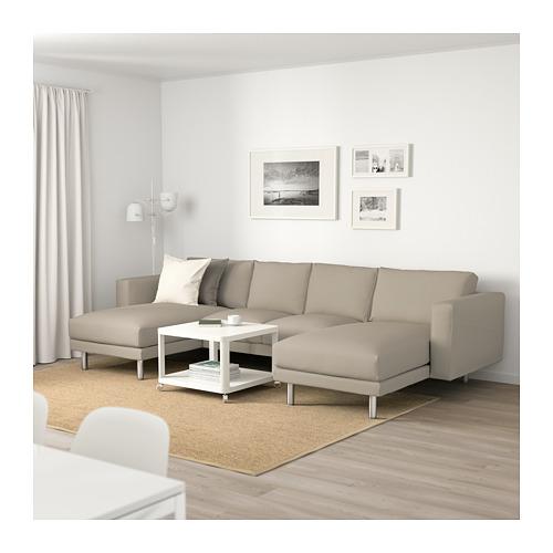 NORSBORG 4-seat sofa