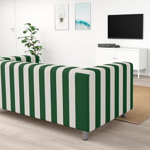 KLIPPAN - 2-seat sofa, Radbyn green/white | IKEA Hong Kong and Macau - PE780025_S4