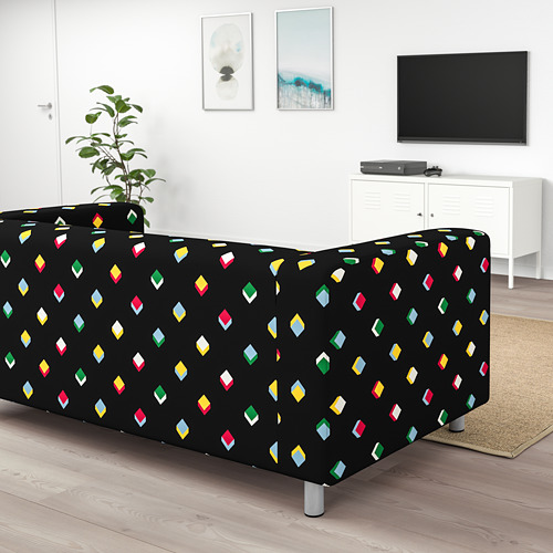KLIPPAN - 兩座位梳化, Rotebro 彩色   IKEA 香港及澳門 - PE780027_S4
