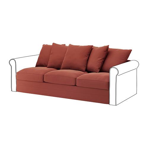GRÖNLID - 3-seat section, Ljungen light red | IKEA Hong Kong and Macau - PE780042_S4