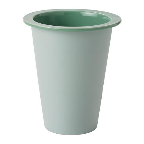FNITTRIG - 花盆, 室內/戶外用 綠色   IKEA 香港及澳門 - PE804293_S4