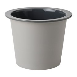 FNITTRIG - plant pot, in/outdoor blue/grey | IKEA Hong Kong and Macau - PE804296_S3