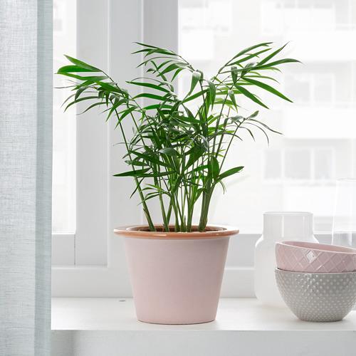 FNITTRIG - plant pot, in/outdoor pink | IKEA Hong Kong and Macau - PE804300_S4