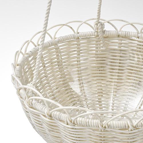 GALIAMELON - 掛式花盆架, 室內/戶外用 白色 | IKEA 香港及澳門 - PE804310_S4