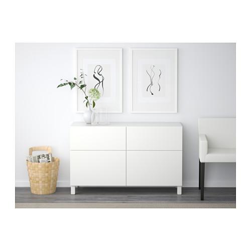 BESTÅ - storage combination w doors/drawers, Lappviken white | IKEA Hong Kong and Macau - PE537495_S4