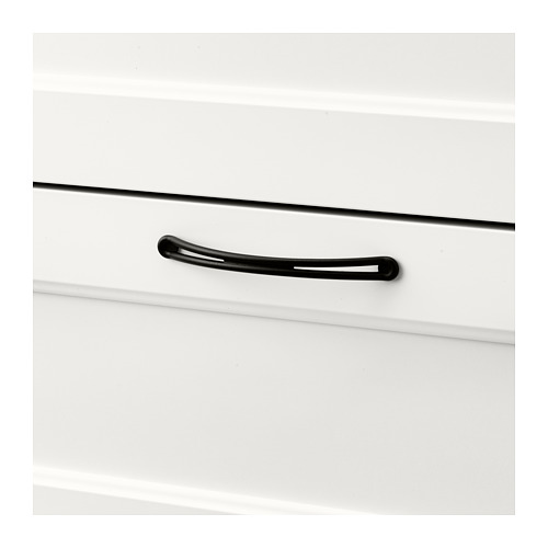 SONGESAND - chest of 4 drawers, white | IKEA Hong Kong and Macau - PE658979_S4