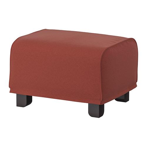 GRÖNLID - footstool, Ljungen light red | IKEA Hong Kong and Macau - PE780132_S4
