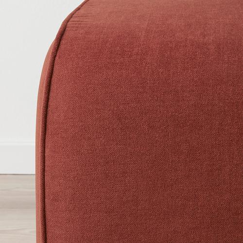 GRÖNLID - footstool, Ljungen light red | IKEA Hong Kong and Macau - PE780139_S4