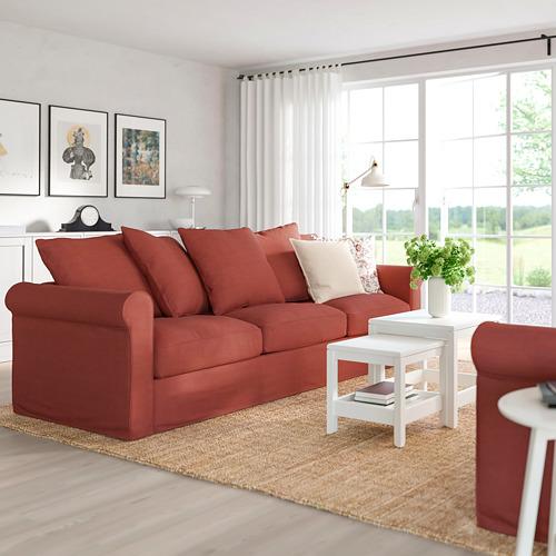 GRÖNLID 3-seat sofa