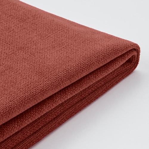GRÖNLID - cover for 2-seat sofa, Ljungen light red | IKEA Hong Kong and Macau - PE780196_S4