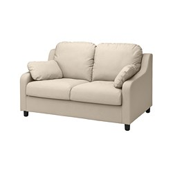 VINLIDEN - 2-seat sofa, Hakebo beige | IKEA Hong Kong and Macau - PE780205_S3