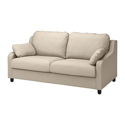 VINLIDEN - 3-seat sofa, Hakebo beige | IKEA Hong Kong and Macau - PE780233_S3