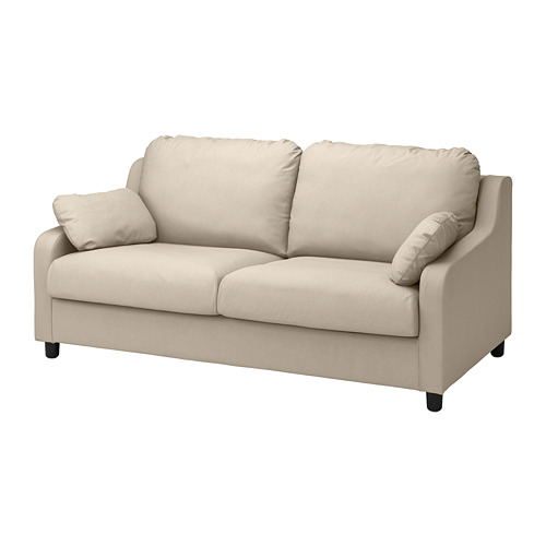 VINLIDEN cover for 3-seat sofa