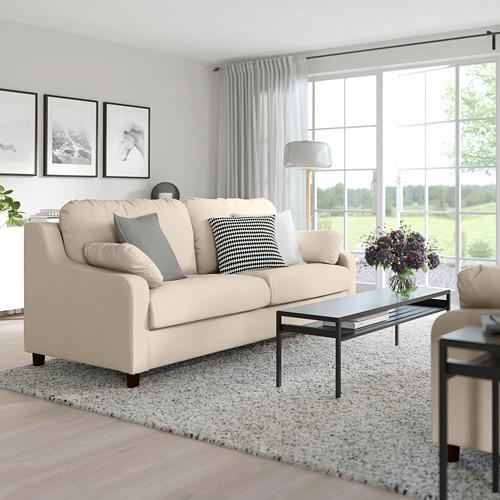 VINLIDEN 3-seat sofa