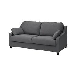 VINLIDEN - 3-seat sofa, Hakebo dark grey | IKEA Hong Kong and Macau - PE780236_S3