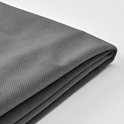 VINLIDEN - cover for 3-seat sofa, with chaise longue/Hakebo dark grey | IKEA Hong Kong and Macau - PE780253_S3