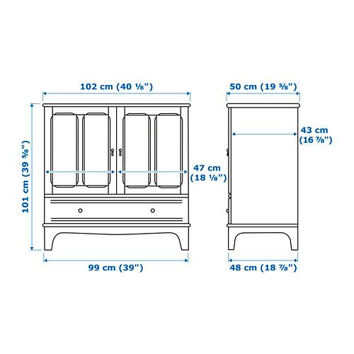 LOMMARP - 貯物櫃, 淺米黃色 | IKEA 香港及澳門 - PE747480_S4