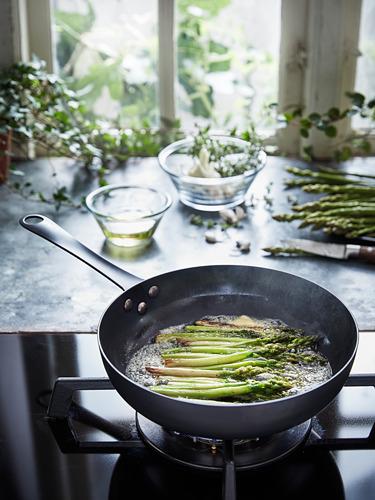 VARDAGEN - 平底煎鍋, 碳鋼 | IKEA 香港及澳門 - PE802250_S4