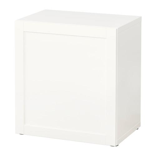 BESTÅ - shelf unit with door, Hanviken white   IKEA Hong Kong and Macau - PE537147_S4