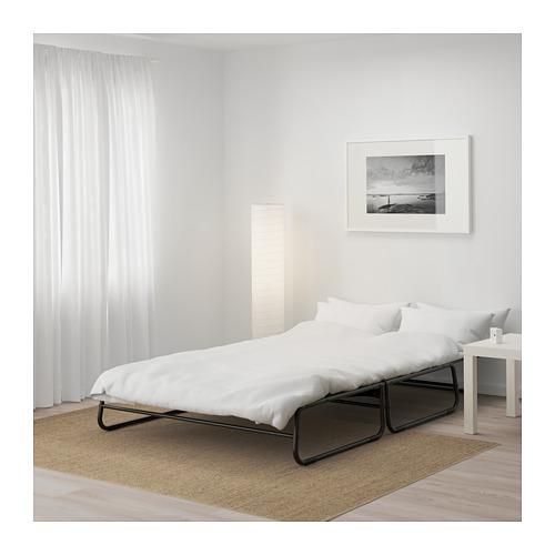 HAMMARN - sofa-bed, Knisa dark grey/black | IKEA Hong Kong and Macau - PE659207_S4
