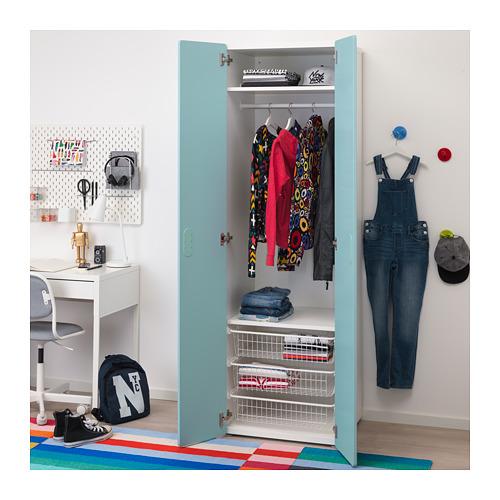 FRITIDS/STUVA 衣櫃