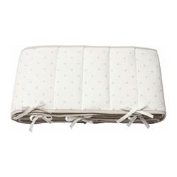 LENAST - 防撞墊, 點狀/白色 灰色 | IKEA 香港及澳門 - PE747591_S3