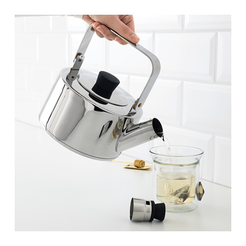 METALLISK - kettle, stainless steel   IKEA Hong Kong and Macau - PE659446_S4