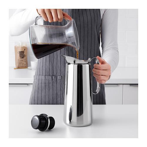 METALLISK - vacuum flask, stainless steel | IKEA Hong Kong and Macau - PE659447_S4