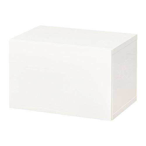 BESTÅ - 上牆式貯物組合, white/Lappviken white   IKEA 香港及澳門 - PE847265_S4