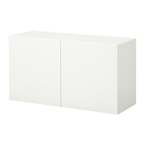 BESTÅ - 上牆式貯物組合, 白色/Laxviken | IKEA 香港及澳門 - PE847359_S4